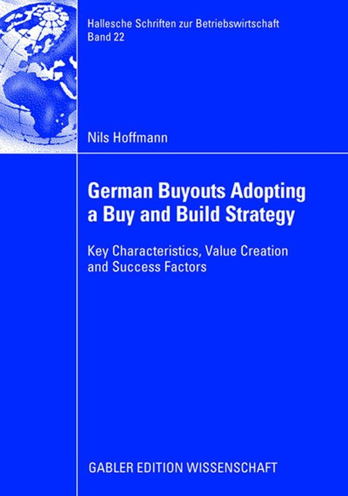 German Buyouts Adopting a Buy and Build Strateg...