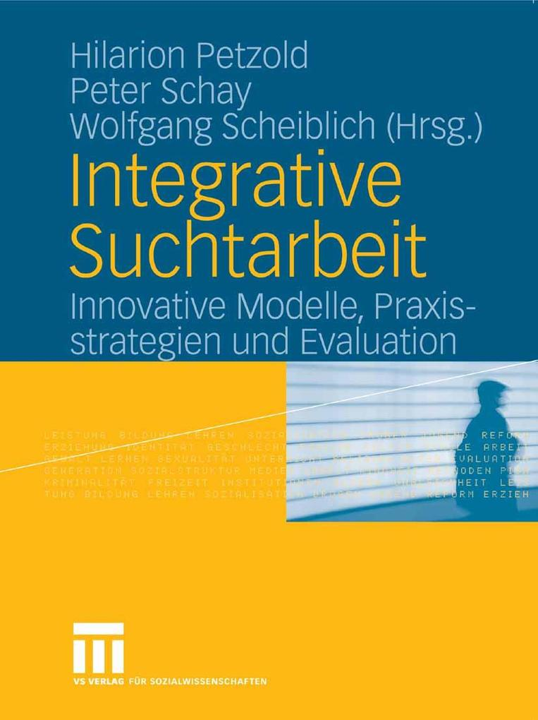 Integrative Suchtarbeit als eBook Download von