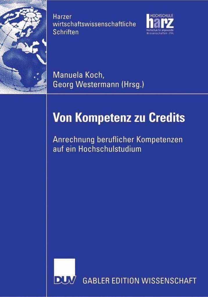 Von Kompetenz zu Credits als eBook Download von