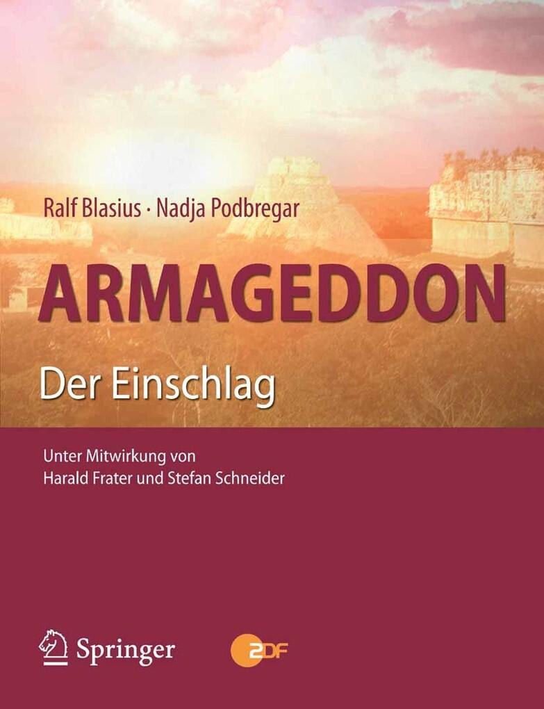 Armageddon als eBook Download von Ralf Blasius,...