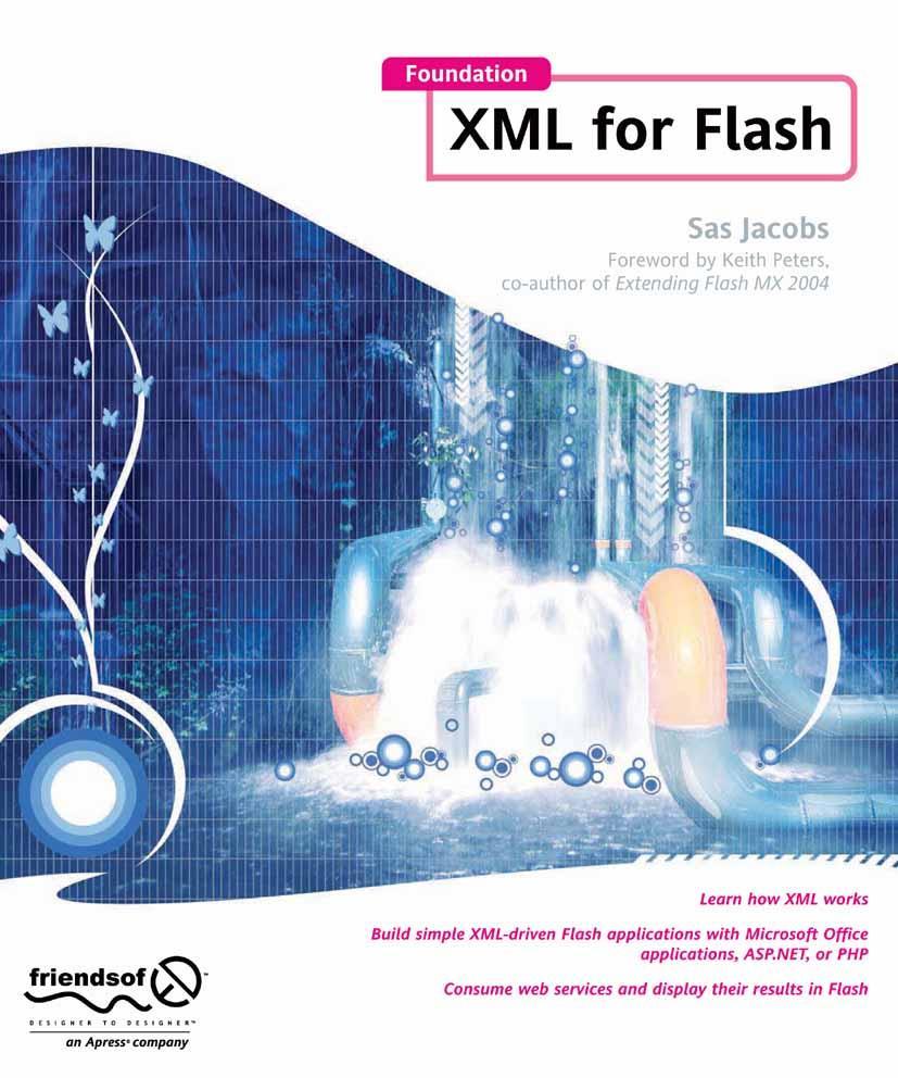 Foundation XML for Flash als eBook Download von...