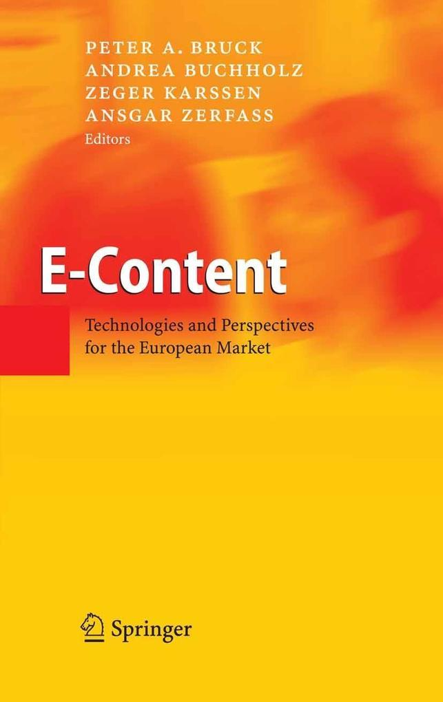 E-Content als eBook Download von N.N
