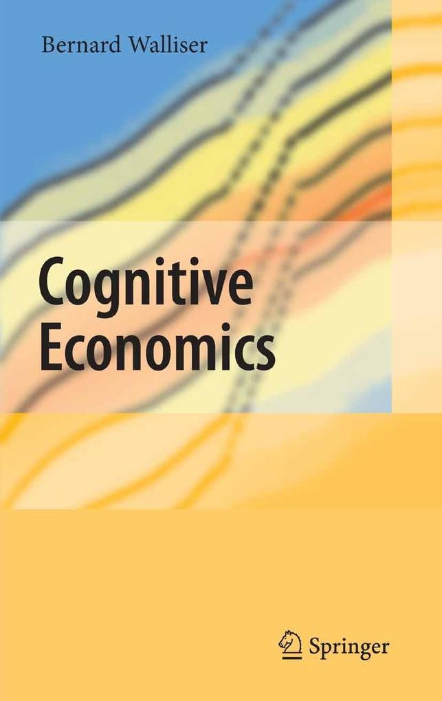 Cognitive Economics als eBook pdf