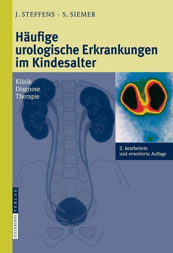Häufige urologische Erkrankungen im Kindesalter...