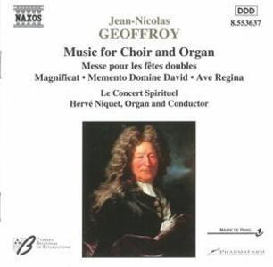 Musik Für Chor Und Orgel