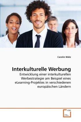 Interkulturelle Werbung als Buch von Carolin Wälz