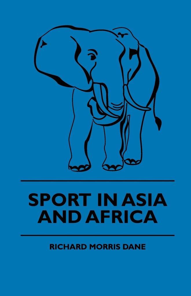 Sport In Asia And Africa als Taschenbuch von Ri...