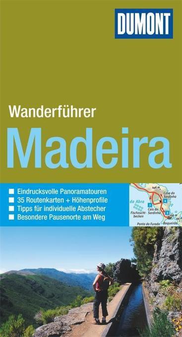 DuMont Wanderführer Madeira als Buch von Susann...