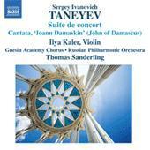 Suite De Concert/Kantate Ioann Damaskin