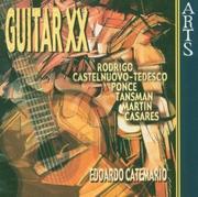 Gitarre XX.Jahrhundert