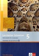 Lambacher Schweizer. 9. Schuljahr. Arbeitsheft plus Lösungsheft mit Lernsoftware. Baden-Württemberg
