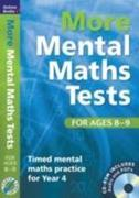 More Mental Maths Tests for Ages 8-9