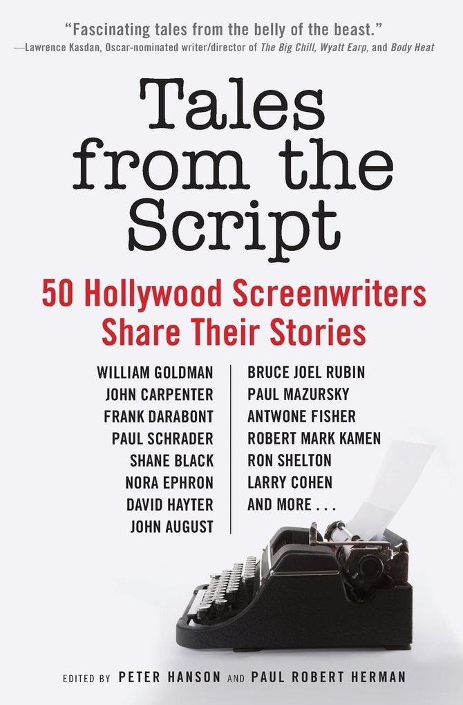 Tales from the Script als Buch von