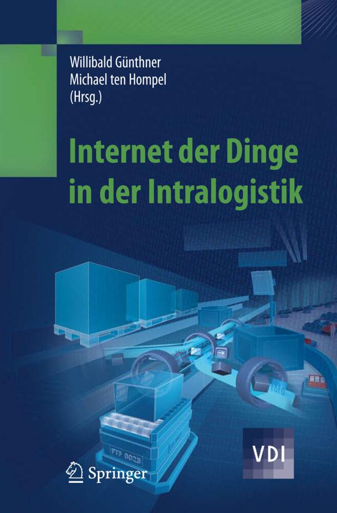 Internet der Dinge in der Intralogistik als Buc...