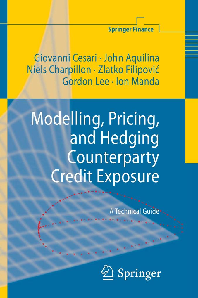 Modelling, Pricing, and Hedging Counterparty Cr...