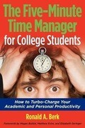The Five-Minute Time Manager for College Students