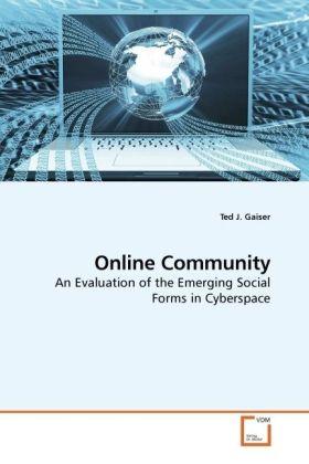 Online Community als Buch von Ted J. Gaiser