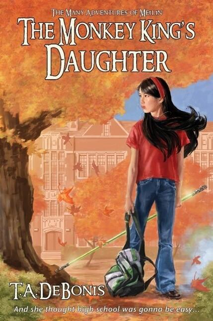 The Monkey King´s Daughter -Book 1 als Taschenb...