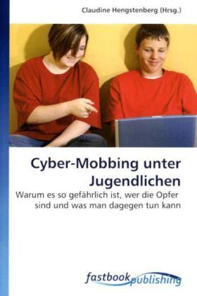 Cyber-Mobbing unter Jugendlichen als Buch von