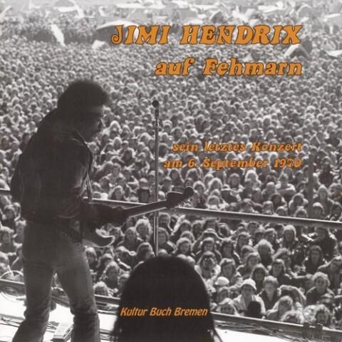 Jimi Hendrix auf Fehmarn als Buch von Thorsten ...