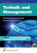 Technik und Management 4. Lehr- /Fachbuch