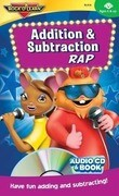 Addition & Subtraction Rap [With Paperback Book]