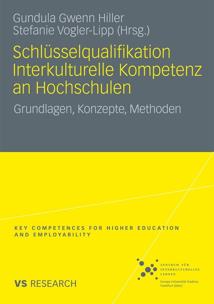Schlüsselqualifikation Interkulturelle Kompeten...