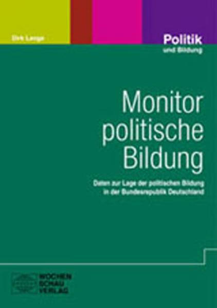 Monitor politische Bildung als Buch von