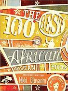 The 100 Best African American Poems [With CD (Audio)] als Buch (gebunden)