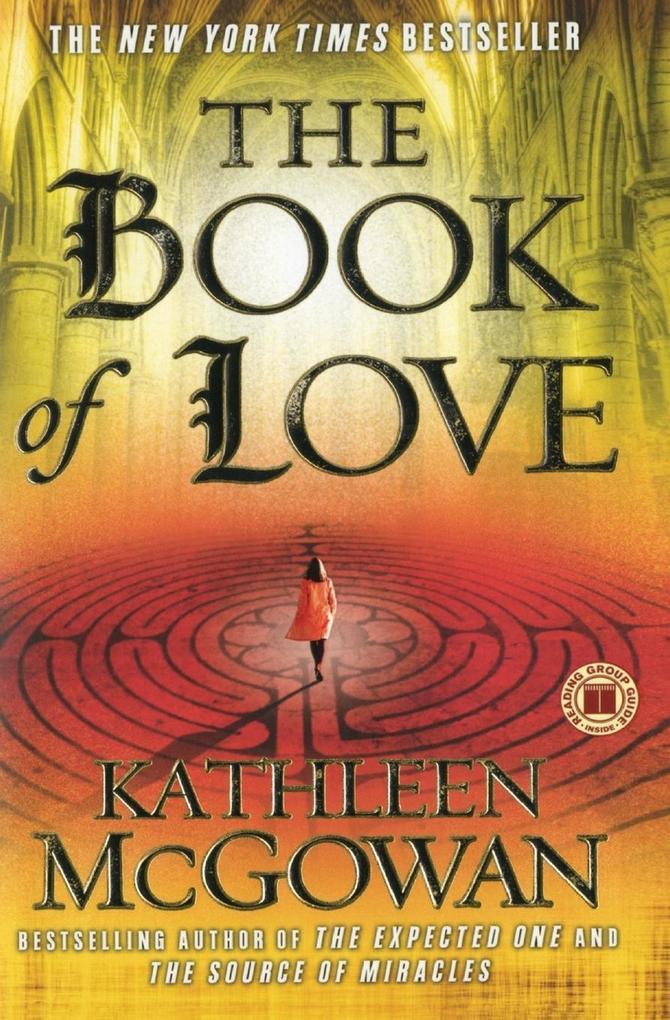 BOOK OF LOVE als Taschenbuch von Mcgowan