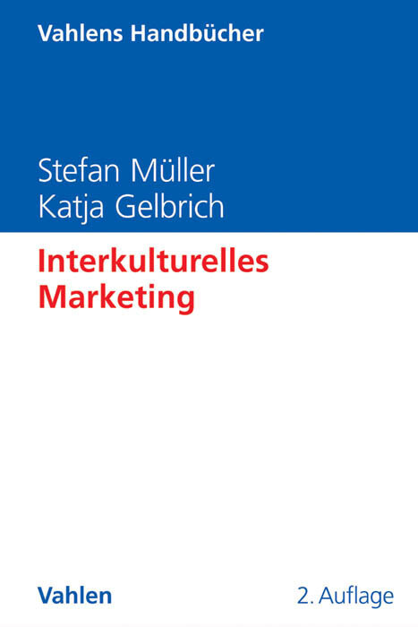 Interkulturelles Marketing als Buch von Stefan ...