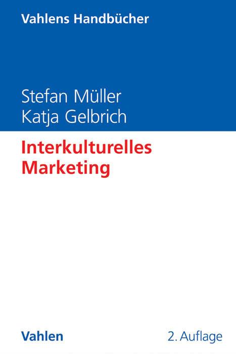 Interkulturelles Marketing als Buch von Stefan ...
