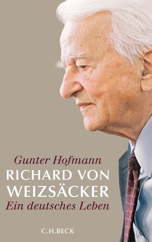 Richard von Weizsäcker als Buch