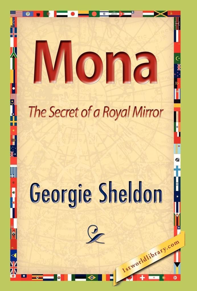 Mona als Buch von Georgie Sheldon