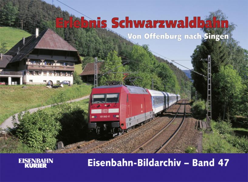 Erlebnis Schwarzwaldbahn als Buch von Norman Ka...