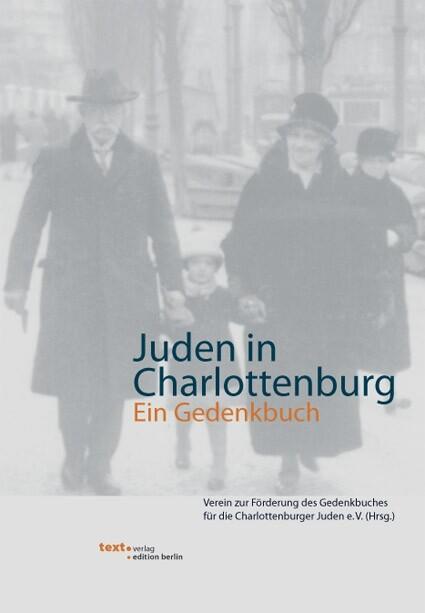 Juden in Charlottenburg als Buch von