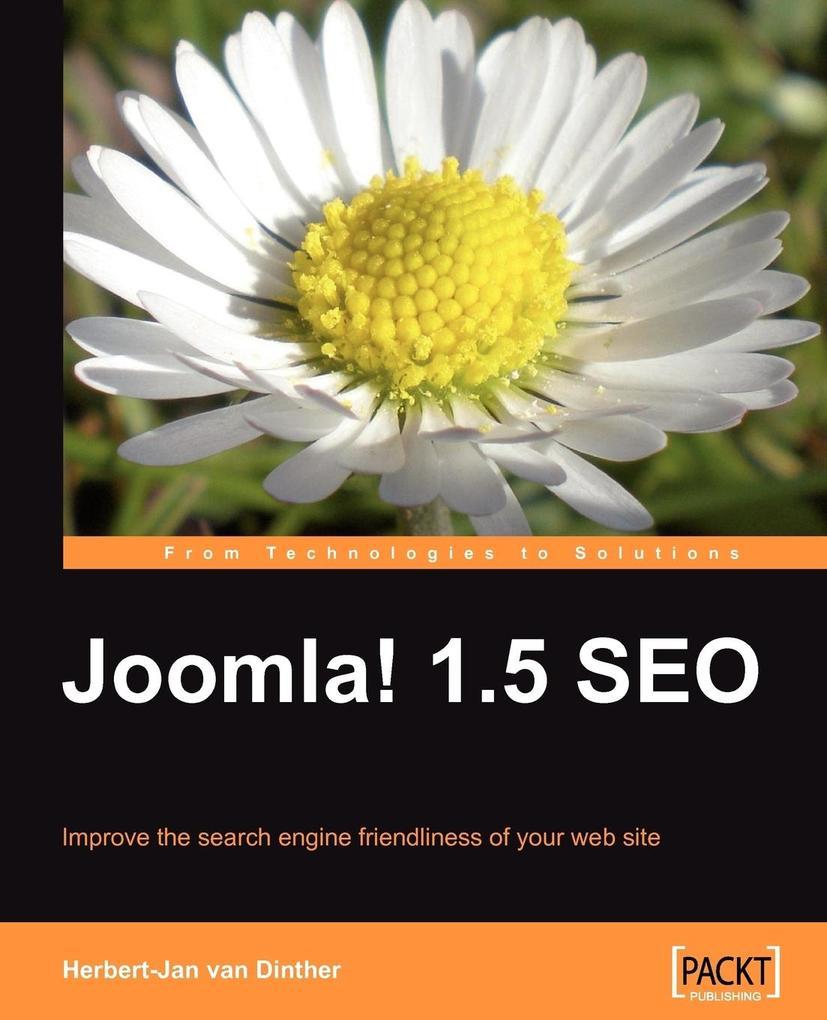 Joomla! 1.5 Seo als Taschenbuch von Herbert-Jan...