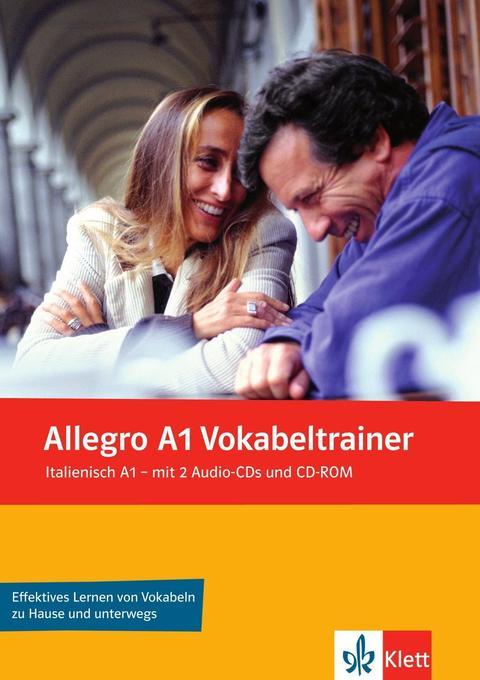 Allegro / Vokabeltrainer mit 2 Audio-CDs und CD...