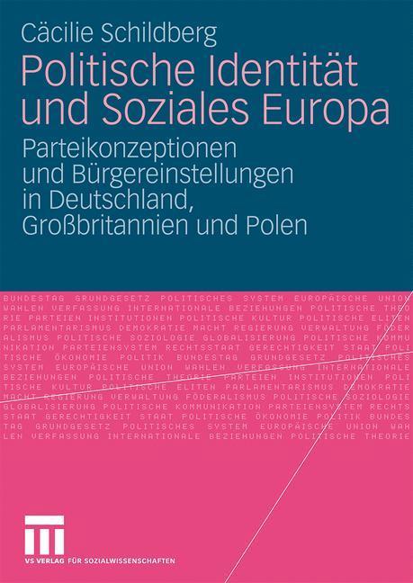 Politische Identität und Soziales Europa als Bu...