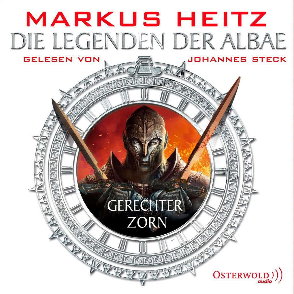 Die Legenden der Albae 01. Gerechter Zorn als Hörbuch Download