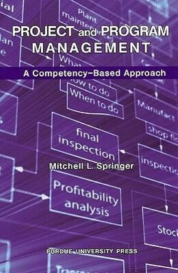 Project and Program Management: A Competency-Based Approach als Taschenbuch