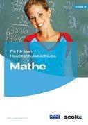 Fit für den Hauptschulabschluss: Mathe