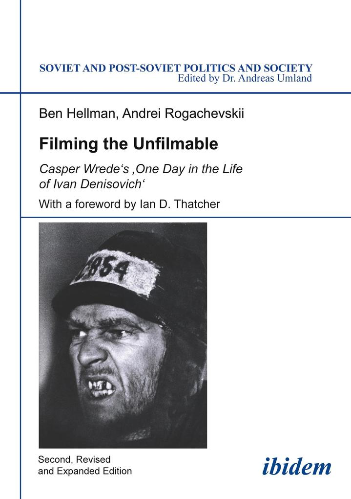 Filming the Unfilmable. Casper Wrede´s ´One Day...