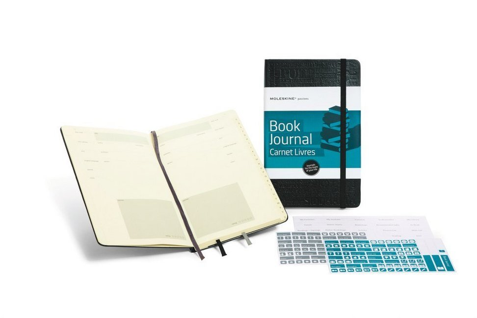 Moleskine Passions - Book Journal als Spielwaren