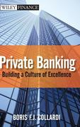 Private Banking: Building a Culture of Excellence
