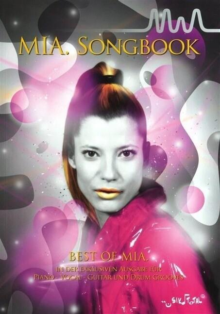 MIA, Songbook als Buch von MIA