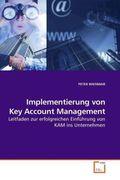 Implementierung von Key Account Management