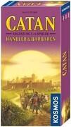 Die Siedler von Catan - Ergänzung 5-6 Spieler: Händler & Barbaren