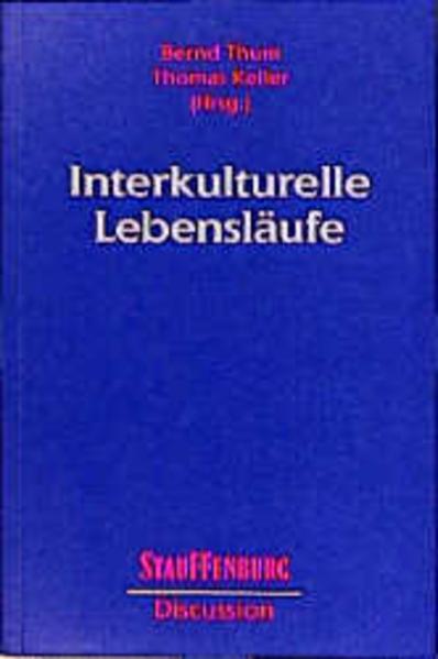 Interkulturelle Lebensläufe als Buch von