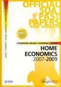 Home Economics Standard Grade (G/C) SQA Past Papers